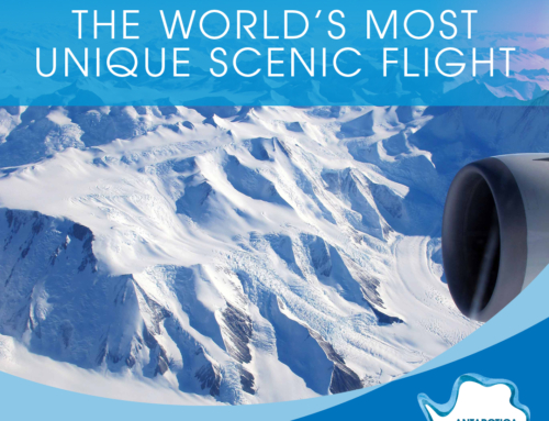 The World's Most Unique Scenic Flight